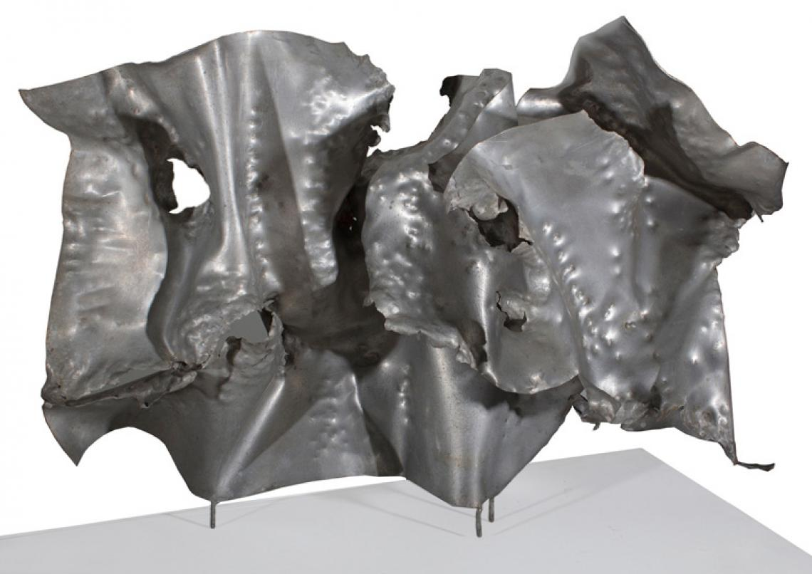 Aldo, Paparella. Monumento inútil, 1960-65