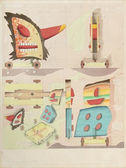 Proyecto Juguete 3. 1977