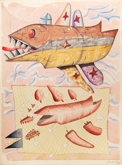 Tiburon. 1980